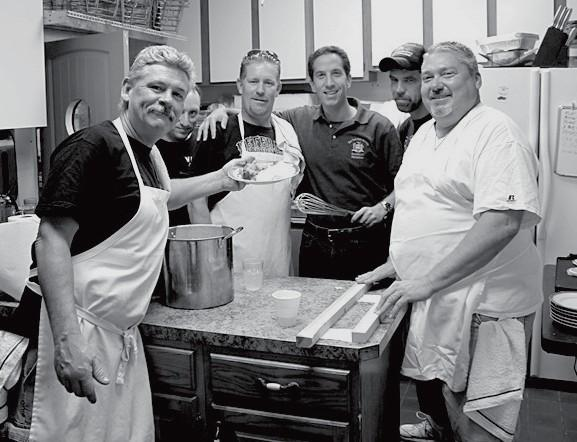Too Many Cooks The Wave
